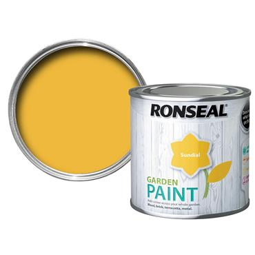 Ronseal Garden Paint Sundial 250ml