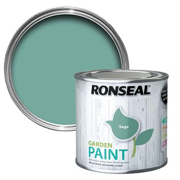 Ronseal Garden Paint Sage 750ml