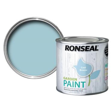 Ronseal Garden Paint Cool Breeze 750ml