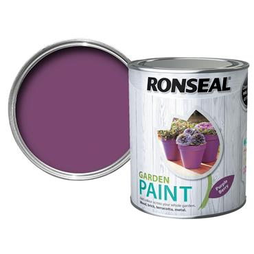 Ronseal Garden Purple Berry 2.5 Litre
