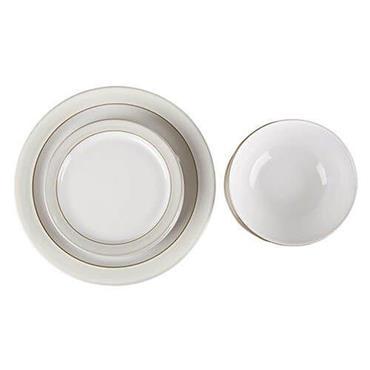 Denby Natural Canvas Tableware Set 12pce