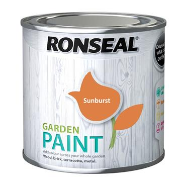 Ronseal Garden Paint Sunburst 750ml