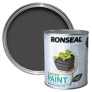 Ronseal Garden Charcoal 2.5 Litre