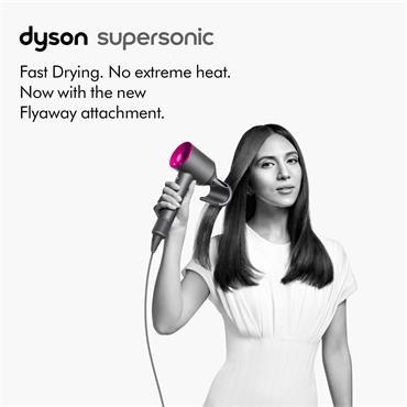 Dyson Supersonic Hairdryer & Flyaway Attachment