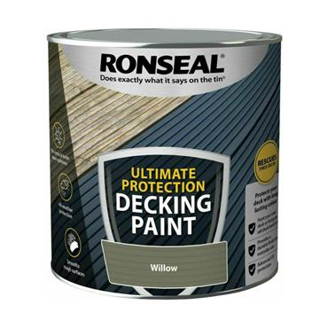 Ronseal Ultimate Decking Stain Willow 2.5L