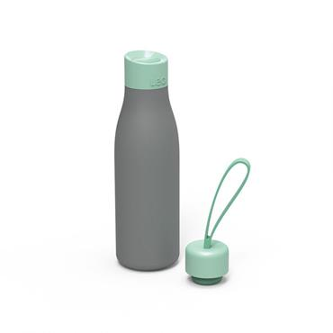 Berghoff Leo Thermal Bottle Grey With 2 Lids