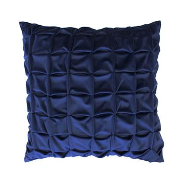 Scatter Box Organi Royal Blue Cushion 45cm