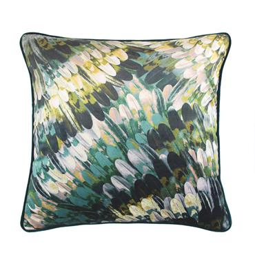 Scatter Box Kingfisher Teal Cushion 43cm