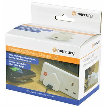 Mercury 1a Mini Usb Charger