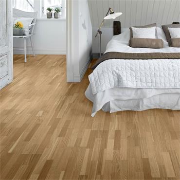 Canadia Lightwood Oak 3 Strip Matt (Price Per Pack)