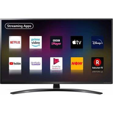 "Lg 43"" Nanocell Uhd Smart Tv"