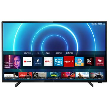 "Philips 43"" 4K Ultra HD LCD Smart TV"
