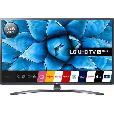 "LG 43"" 4K Smart UHD TV with Google Assistant & Amazon Alexa"