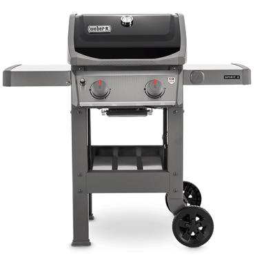 Weber Spirit II E-210 Gas Barbecue Black