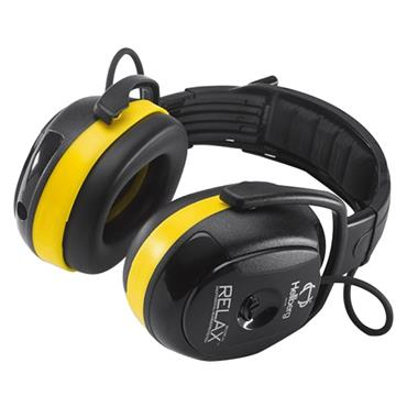 Snickers Secure Headband Radio Headphones