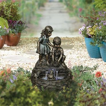 Kelkay Curious Children Easy Fountain
