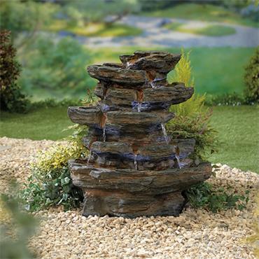 Kelkay Red Rock Spring Water Fountain