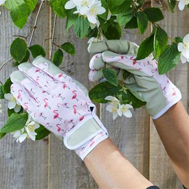 Smart Garden Professional Flamboya Flamingo Glove Medium Size 8