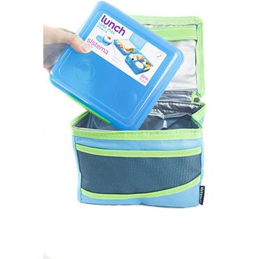 Sistema Assorted Itsy Bitsy Maxi Lunch Bag