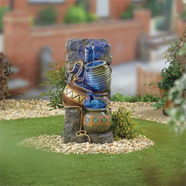 Kelkay Pouring Pots Easy Fountain