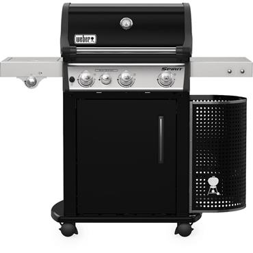 Weber Spirit Premium EP-335 GBS Gas Barbecue Black