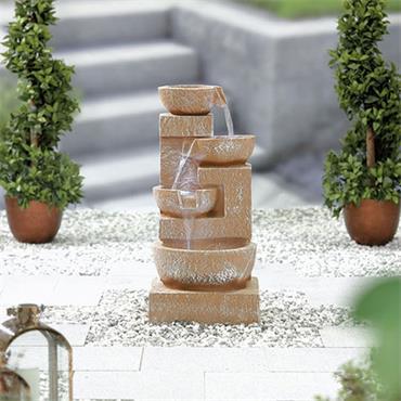 Kelkay Sparking Bowls Easy Fountain