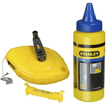 Stanley 30m Chalk Line Set
