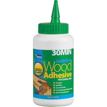 Everbuild 30 Minute Wood Adhesive 750ml