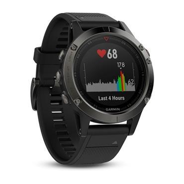 Garmin Fenix 5 Gps Sport Watch Slate