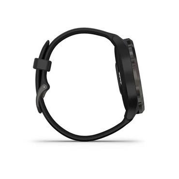 Garmin Vivomove 3 Sport Black Gunmetal Silicone