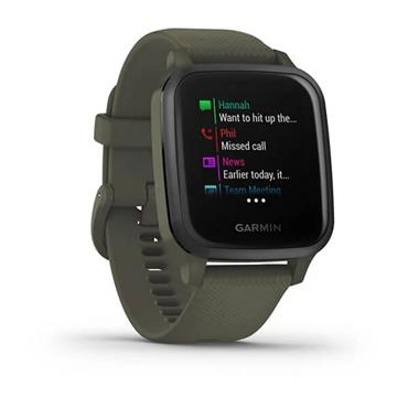 Garmin Venu Sq Music Edition Moss Slate