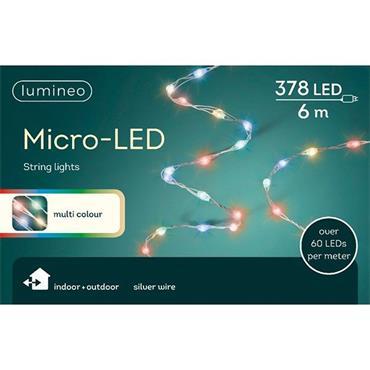Multicoloured 378 Micro Led Lights