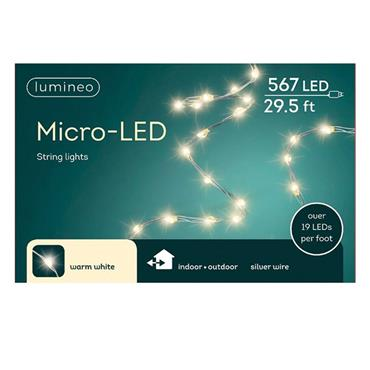 Warm White 567 Micro LED Lights