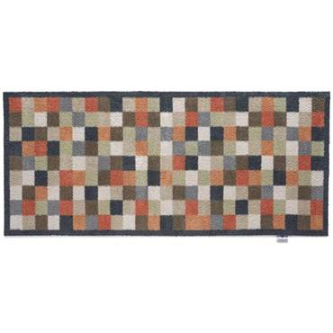 Hug Rug Check Runner 65x150