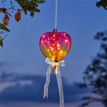 Smart Garden Firefly Balloon Heart