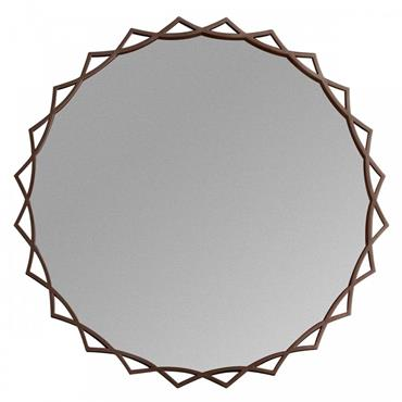 Novia Mirror Bronze 920 X 35 X 920mm