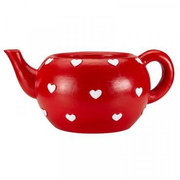 Smart Garden Teapot Heart Planter