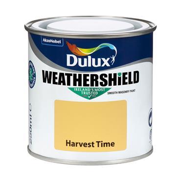 Dulux Weathershield Harvest Time 250ml