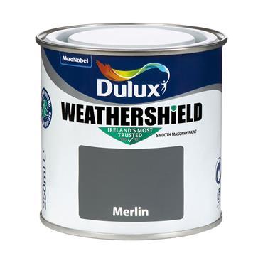 Dulux Weathershield Merlin 250ml