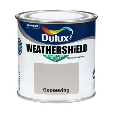 Dulux Weathershield Goosewing 250ml