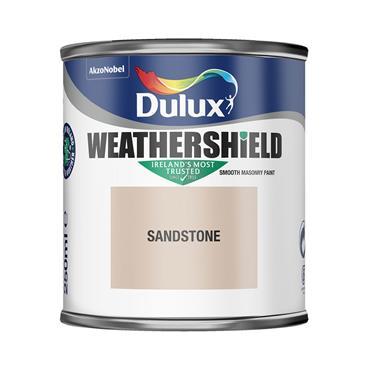Dulux Weathershield Sandstone 250ml