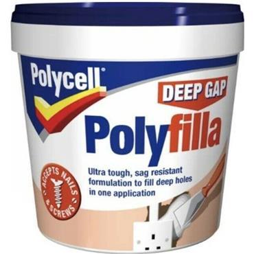 Deep Gap Polyfilla 1L