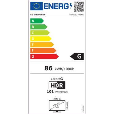 """LG 50"""" Nanocell Smart 4K TV"""