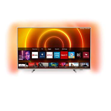 "Philips 50"""" Smart 4k Ultra Hd Ambilight Tv"