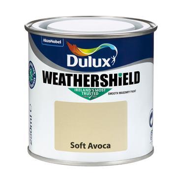 Dulux Weathershield Soft Avoca 250ml
