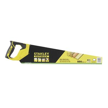 "Stanley 22"""" Fatmax Heavy Duty Hand Saw (green)"