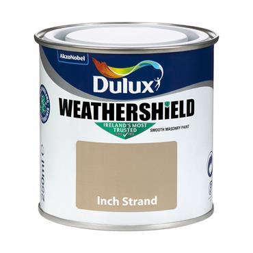Dulux Weathershield Inch Strand 250ml
