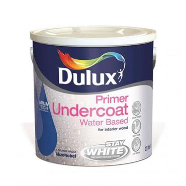 Dulux Water Based Undercoat White 2.5L