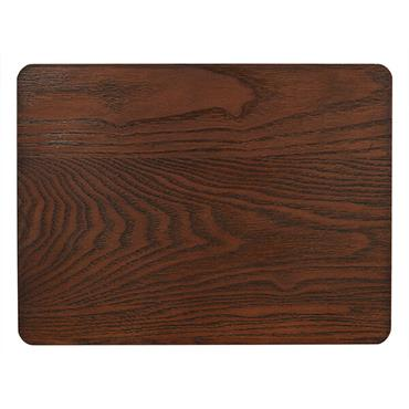 Creative Tops Natural Wooden Placemats 4pk