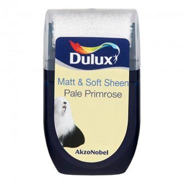 Dulux Roller Tester Pale Primrose 30ml
